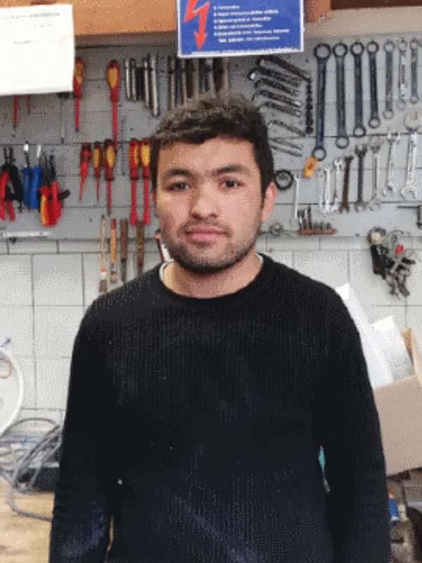 Khairuddin Afzali
